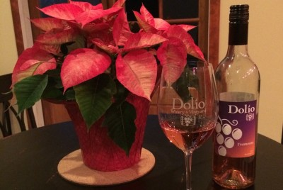Dolio Winery's Tramonto Rosé Blend
