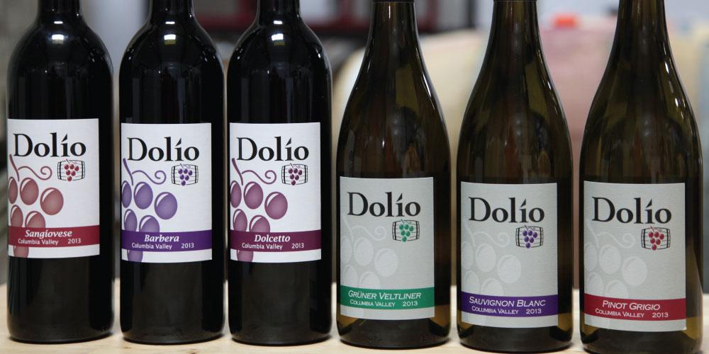 Dolio Winery 2013 Wines