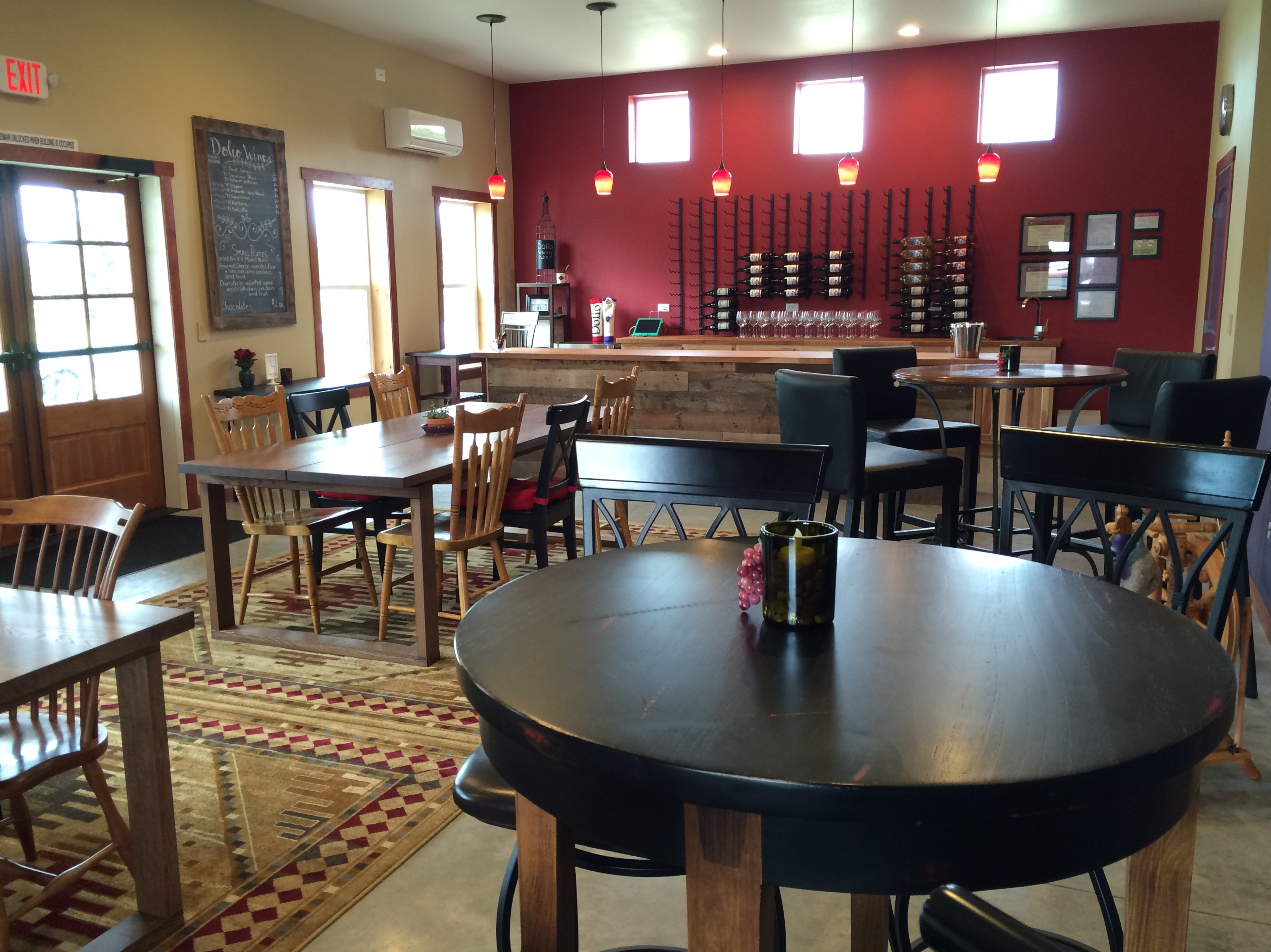 Dolio Winery Tasting Room